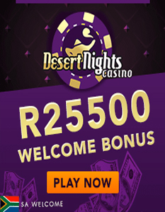 Desert Nights Casino full Review - Click here