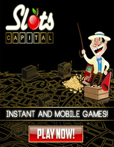 Slots Capital, Mobile and Online games