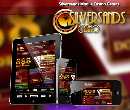 Silver Sands Casino Mobile