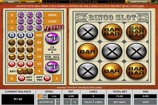 Bingo Jackpot Progressive – Pragmatic Play
