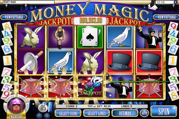 Rival Progressive Jackpot – Money Magic