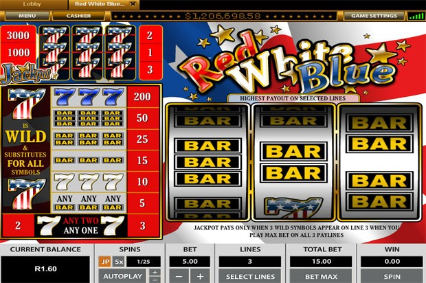 Pragmatic Play's Stars and Stripes Progressive Jackpot