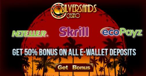 e-Wallet Deposit Bonus Promotion - Get 50%