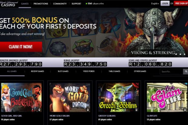 Black Diamond Casino Slots review – We provide details in South African Rands about the games, bonuses and Support.