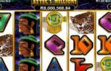 Aztec's Millions – RTG Progressive Jackpot