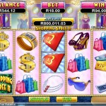 Shopping Spree II - RTG Progressive Jackpot