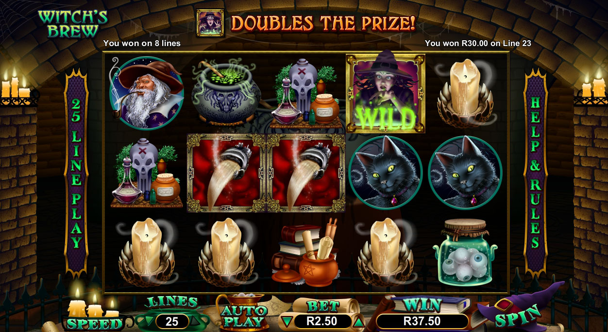 Slots-Online.co.za Free Casino Games – Age of the Gods