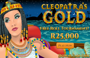 Silver Sands Casino and Jackpot Cash will be running an October Free Roll Slots Tournament for the next 15 days