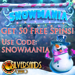 Snowmania Slot, play in Rands
