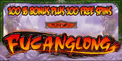 Fucanglong Slots Promotion