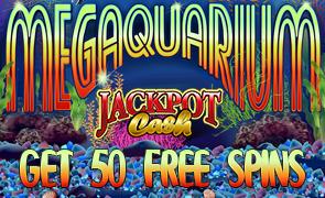 Jackpot Cash Casino MegaQuarium Slot