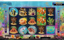 New Slots Promotion for RTG's Megaquarium running at Silver Sands Casino, Jackpot Cash Casino and Apollo Slots Casino