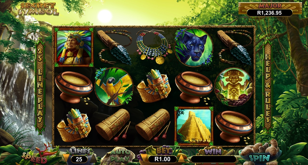 Secret Symbol is the latest new Slot from RTG and we have all the Promotions at ...