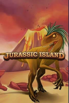 Jurassic Island: Playtech Video Slot