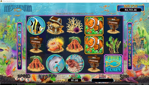 Silver Sands Casino – Is a flagship RTG Casino offering great Slots options