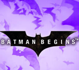 Batman Begins Playtech Progressive Slot, Full review in South African Rands