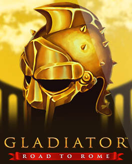 Gladiator – Road to Rome Progressive Jackpot. Play in ZAR Rands
